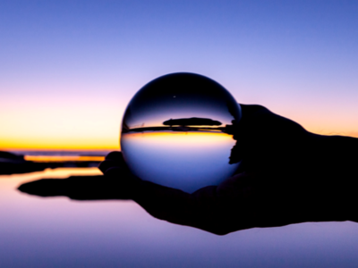 Don't fall on the Crystal Ball #1 – New Employees